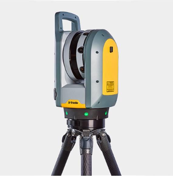 Equipement - Matériel de terrain - Scanner TRIMBLE