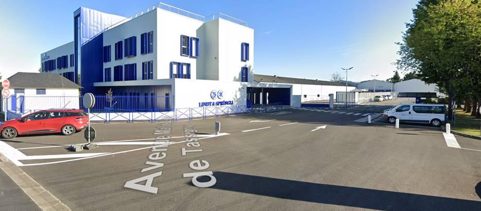Projet Construction d'un bâtiment administratif sur le site de LINDT - INGÉNIERIE ET MAÎTRISE D'ŒUVRE